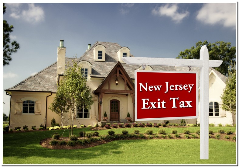 New Jersey Real Estate Exit Tax