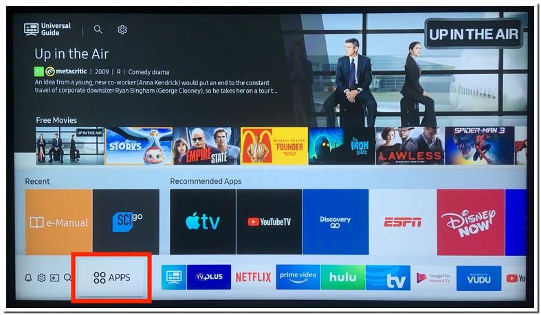 Nfl Mobile App Samsung Smart Tv