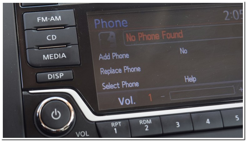 Nissan Bluetooth Problems Android