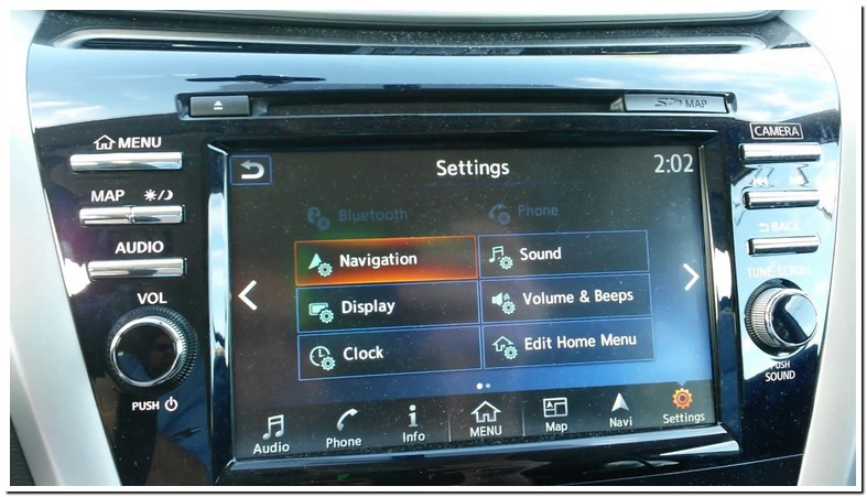 Nissan Maxima Bluetooth Problems
