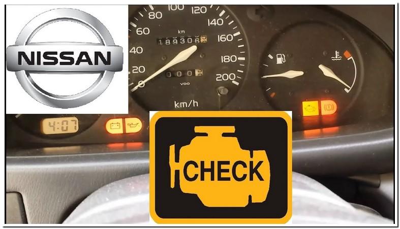 Nissan Rogue Check Engine Light