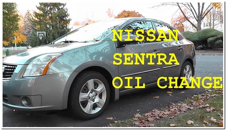 Nissan Sentra Oil Type 2008