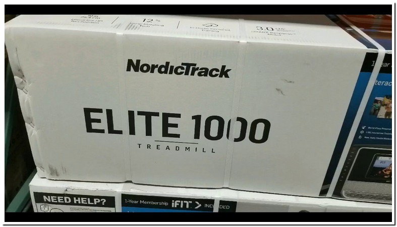 Nordictrack Elite 1000