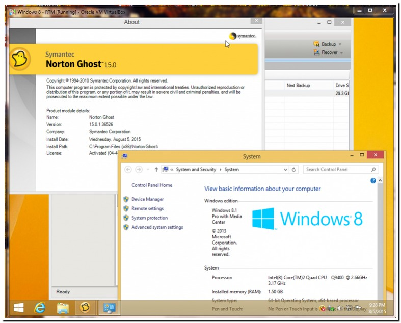 Norton Utilities 15 Windows 10