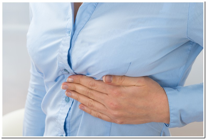 Pain At Bottom Of Ribs When Coughing