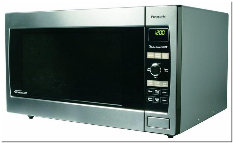 Panasonic 1300 Watt Inverter Microwave Stainless Steel