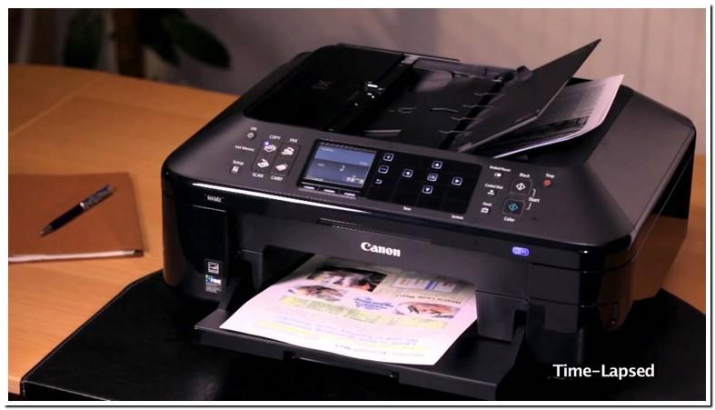 Pixma Mx432 Scanner