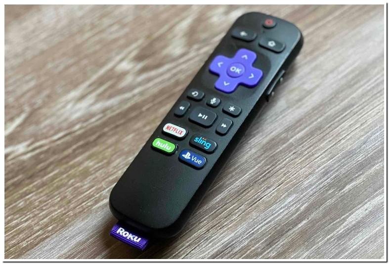 Playstation Vue Roku Remote
