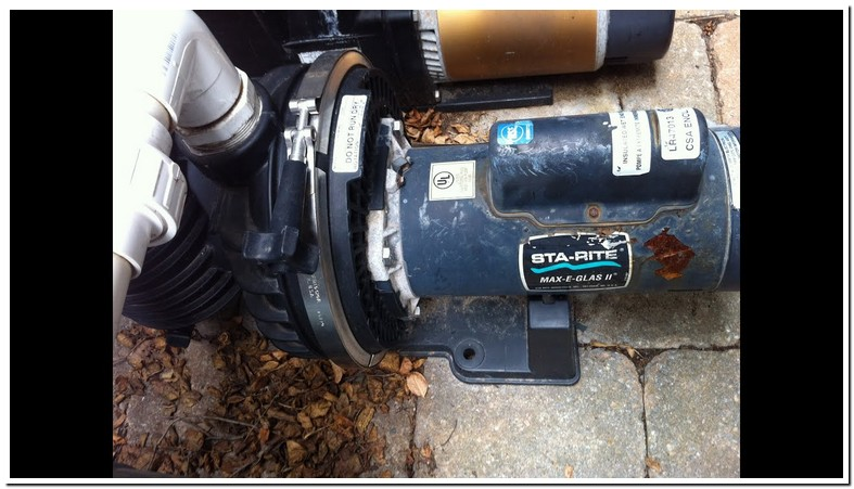 Pool Pump Hums But Does Not Run