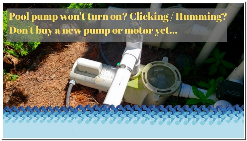 Pool Pump Hums