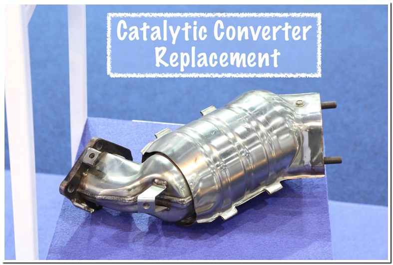 Price To Replace A Catalytic Converter