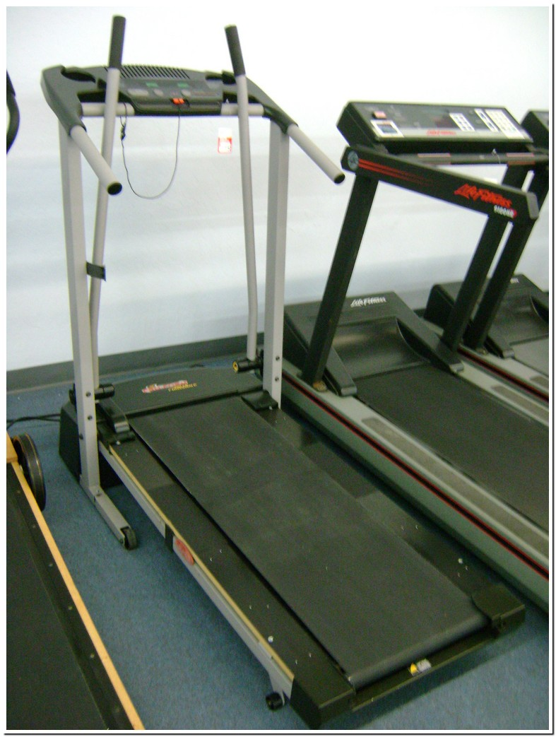 Proform 490 Ls Crosswalk Treadmill For Sale