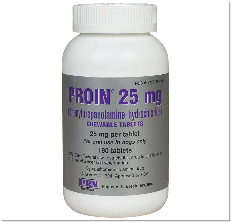 Proin Dosage Per Pound For Dogs