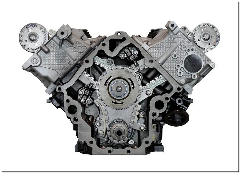 Remanufactured Dodge 4.7 L Engine