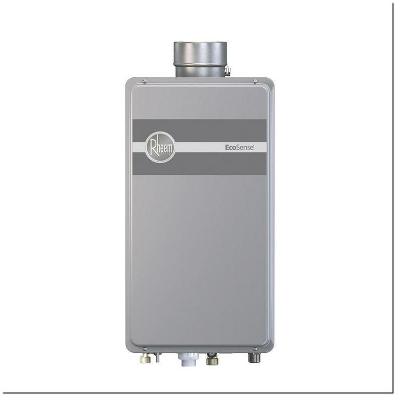 Rheem Ecosense Tankless Water Heater