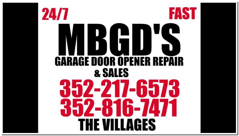 Romac Garage Doors The Villages Florida