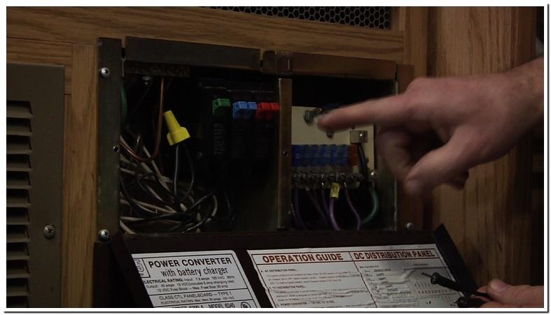 Rv Power Converter Not Charging Battery