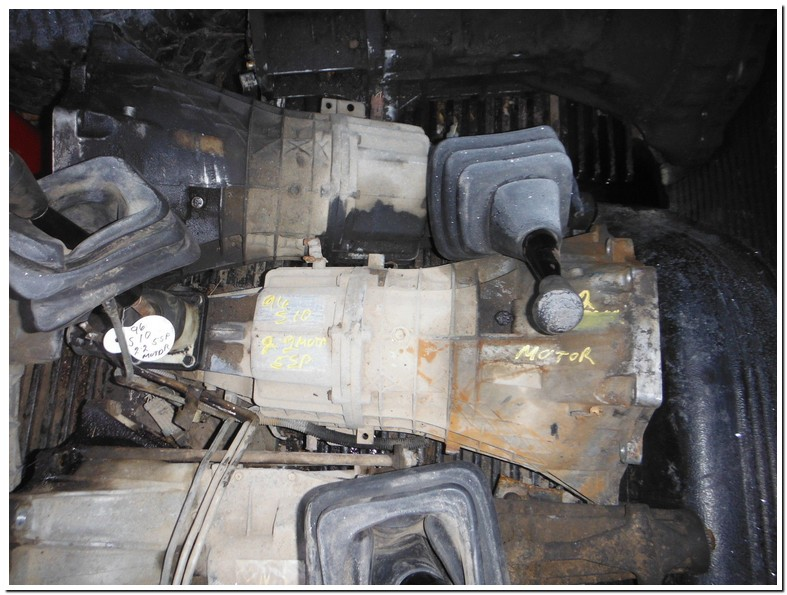 S10 5 Speed Transmission For Sale