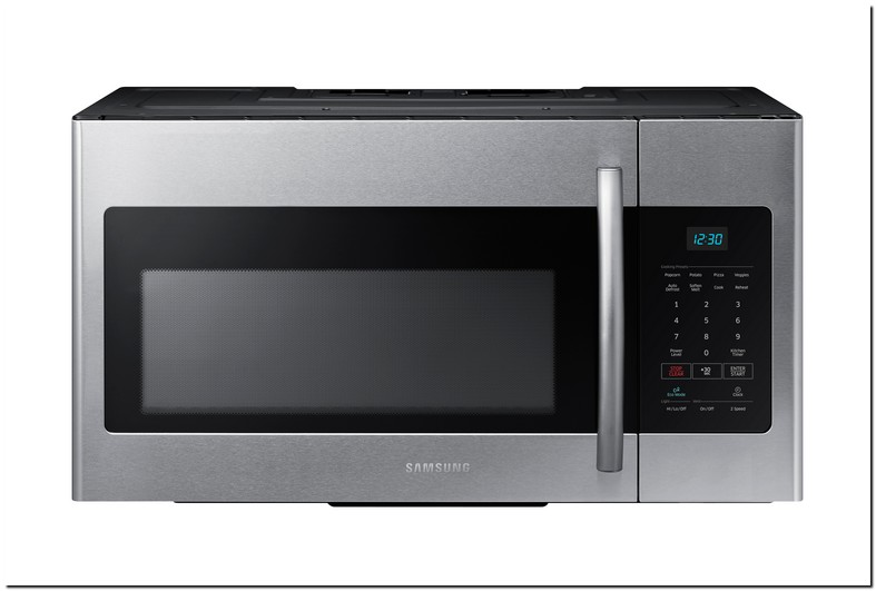 Samsung Over The Range Microwave Me16h702ses Manual