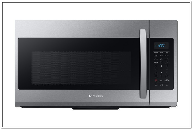 Samsung Over The Range Microwave Owner Manual
