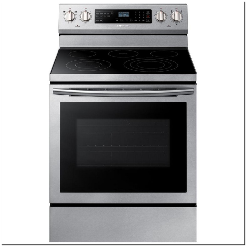 Samsung Self Clean Electric Oven Instructions