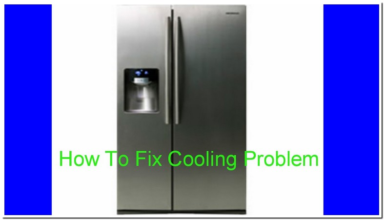 Samsung Side By Side Refrigerator Temperature Problems