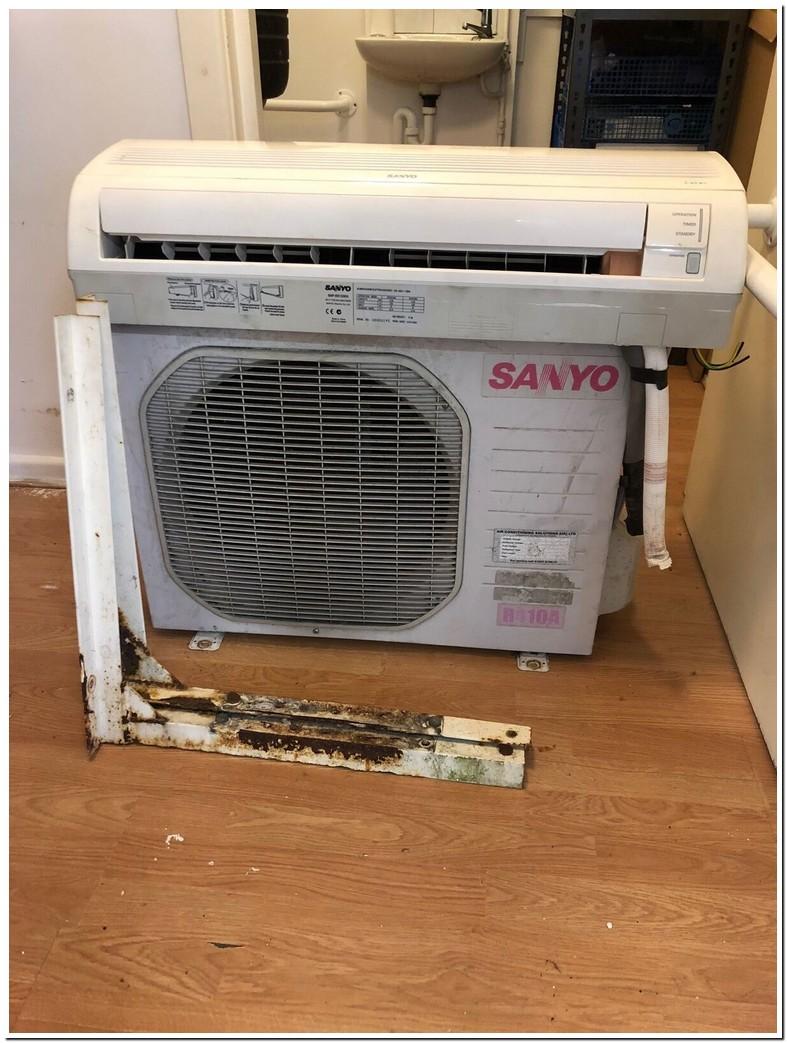 Sanyo Wall Air Conditioning Units