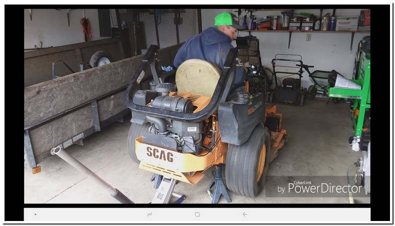Scag Hydraulic Oil Capacity