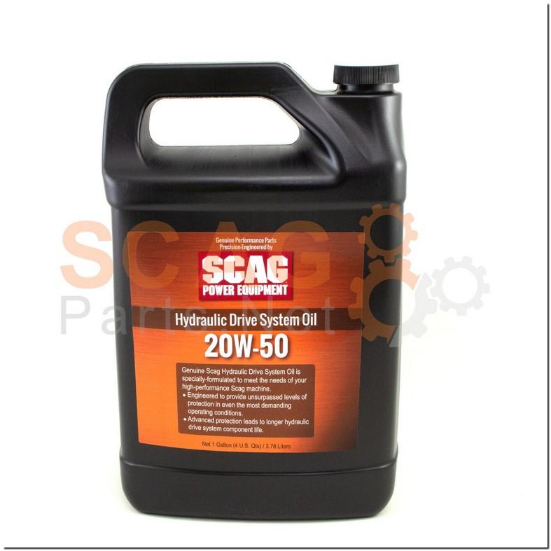 Scag Hydraulic Oil Weight
