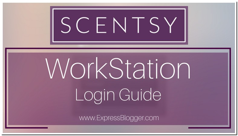 Scentsy Work Station Canada