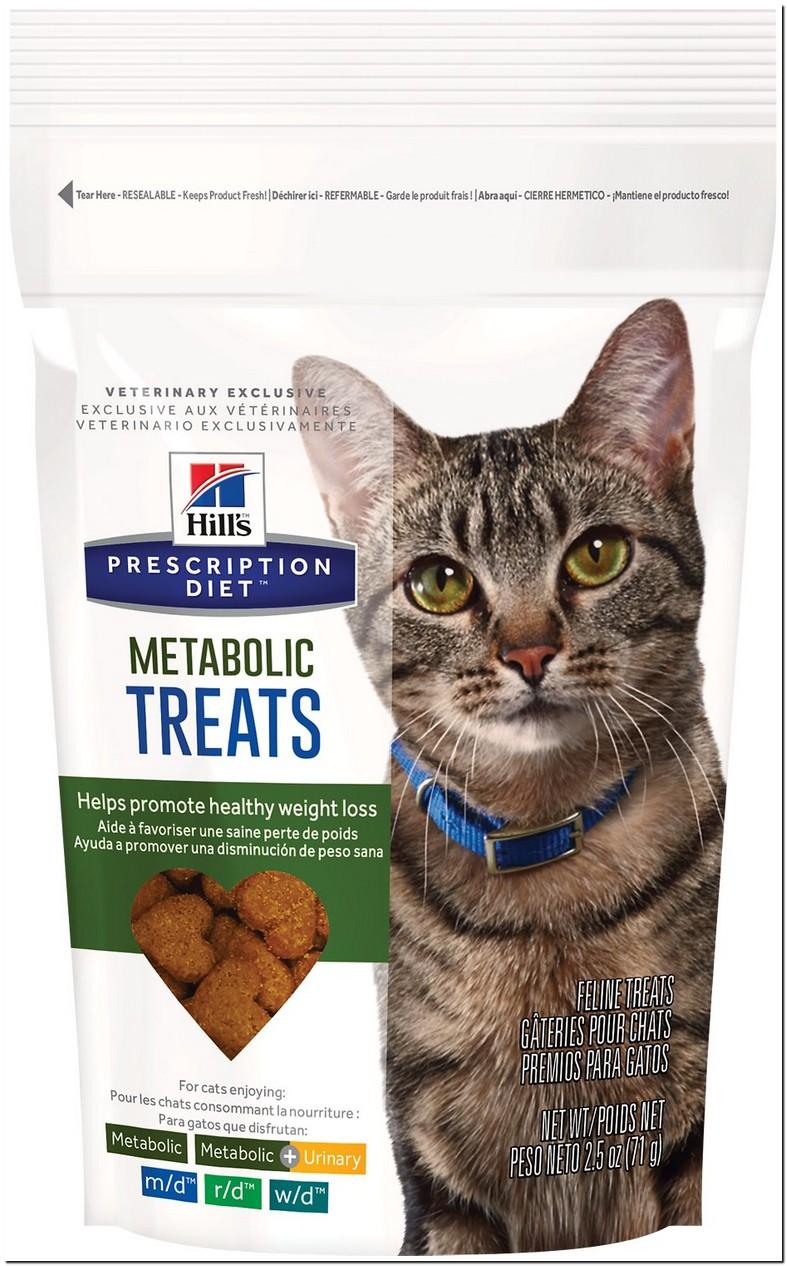 Science Diet Metabolic Cat Treats