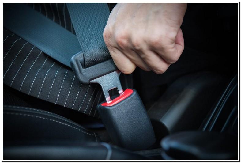 Seat Belt Infraction California