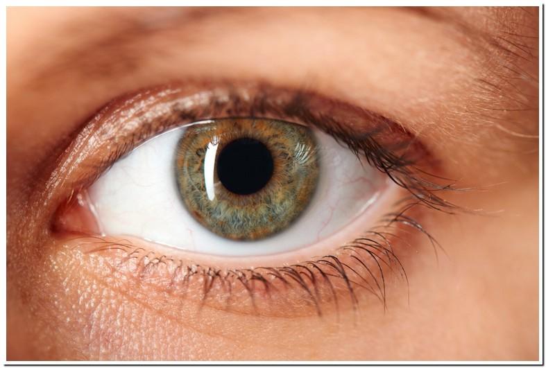 See Black Dot In My Vision