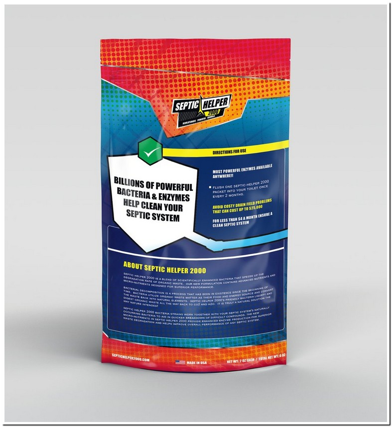 Septic Helper 2000 Instructions