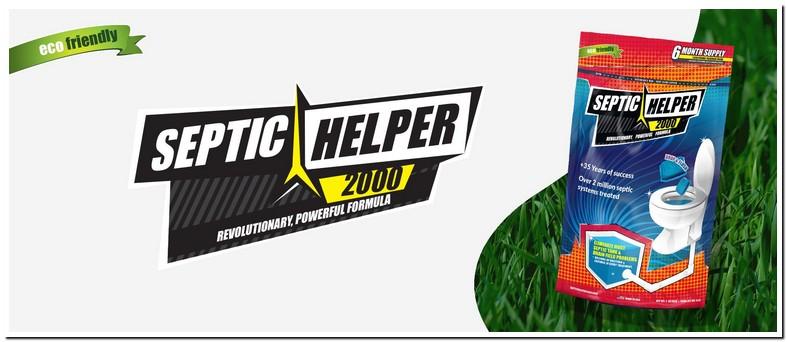 Septic Helper 2000 Price