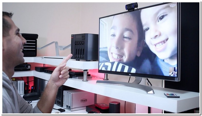 Skype On Smart Tv Camera