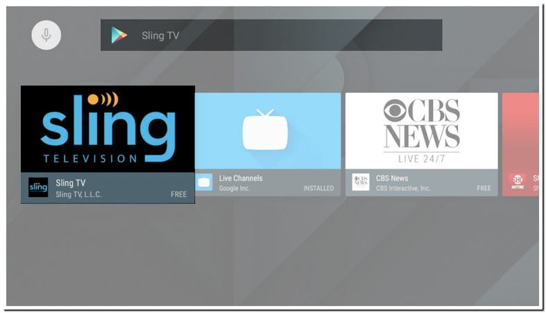 Sling Tv App For My Samsung Smart Tv