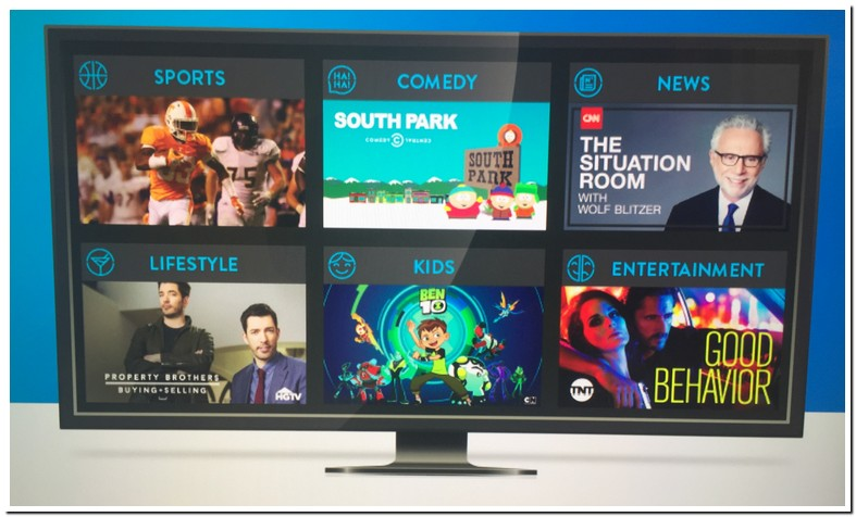 Sling Tv Samsung Smart Hub