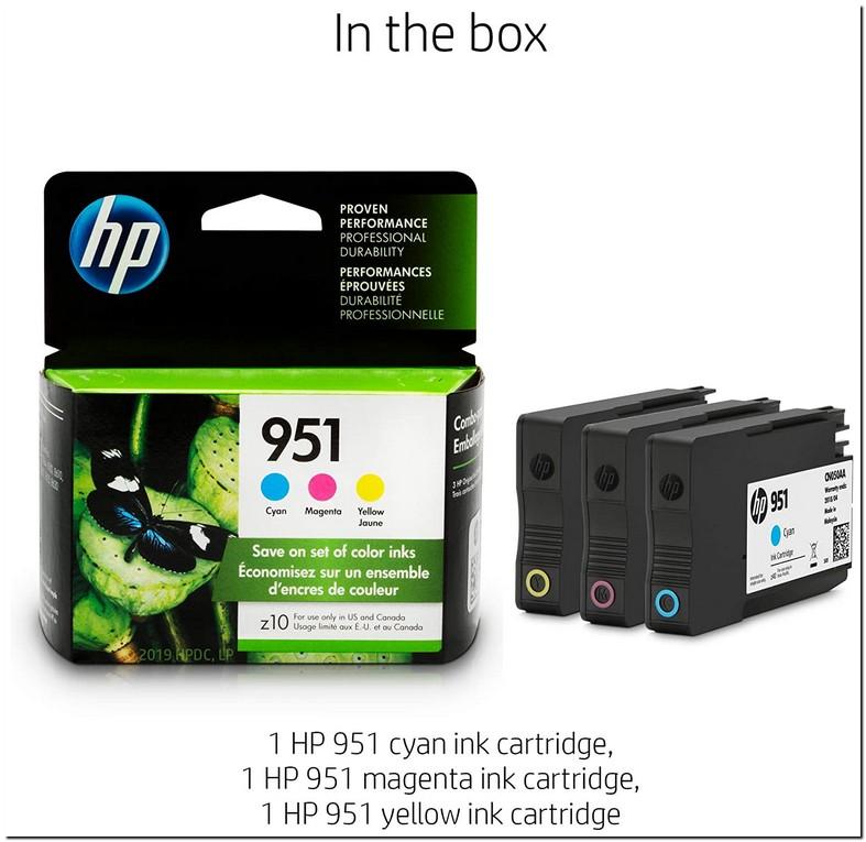 Staples Hp 8610 Ink