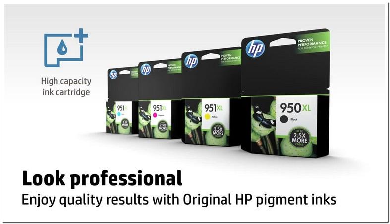 Staples Hp 8610 Printer Ink