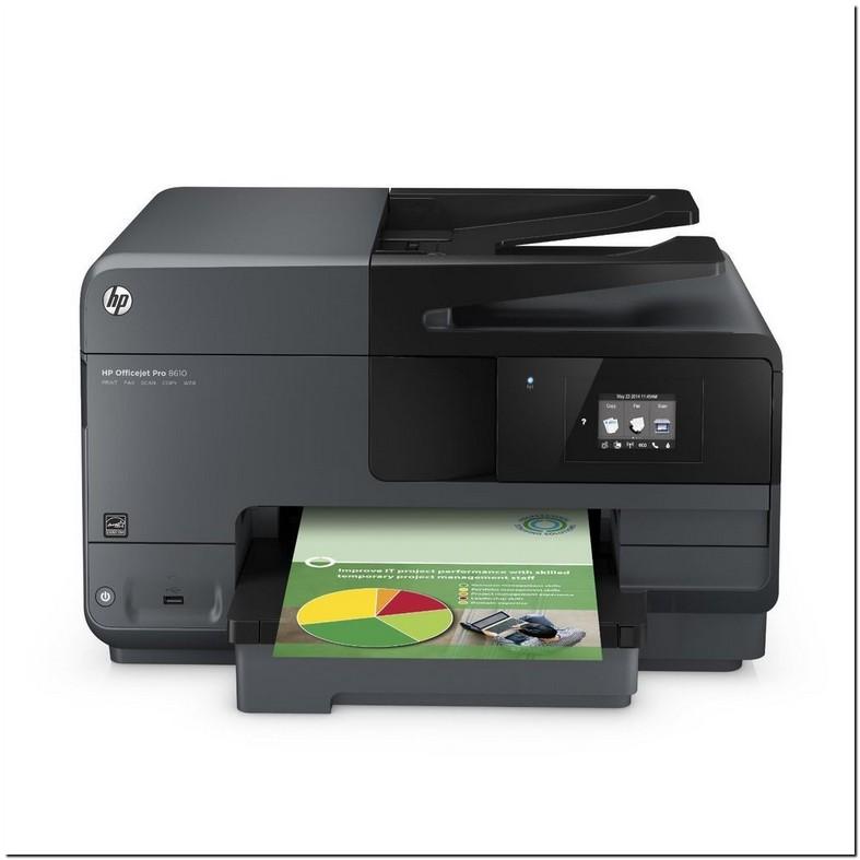 Staples Hp 8610 Printer