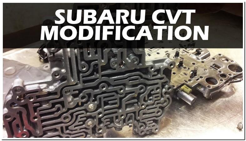 Subaru Outback Transmission Problems Cvt