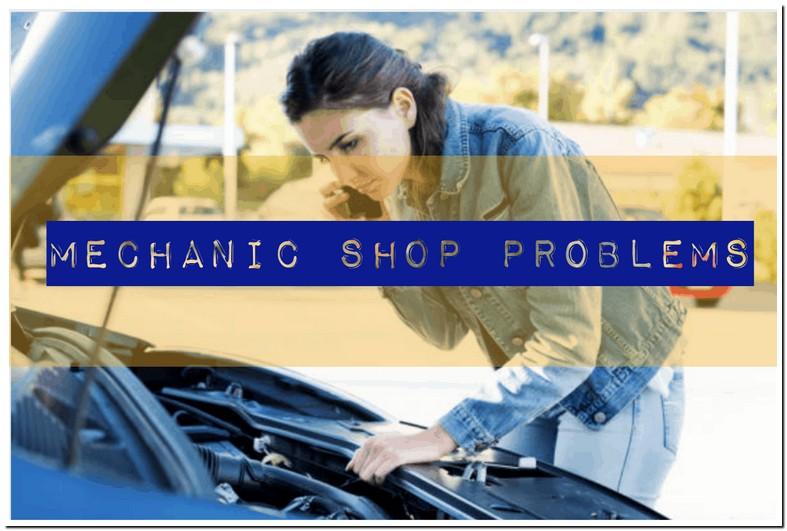 Suing A Mechanic