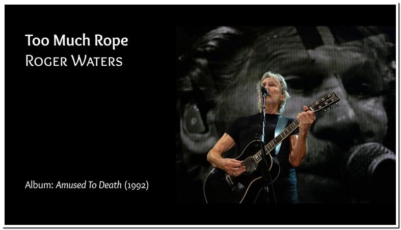 Tears Burn My Eyes Roger Waters