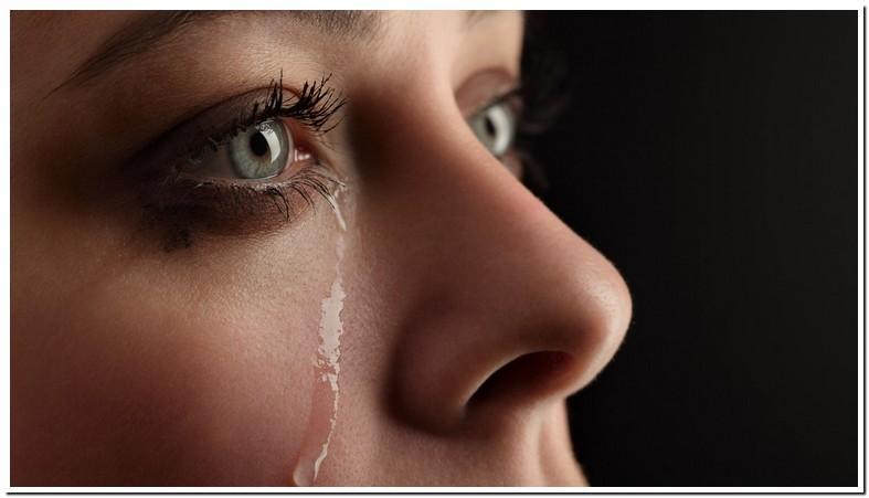 Tears Burn Your Eyes