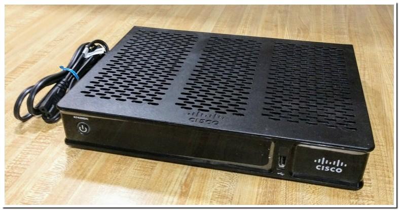 Technicolor Cable Box 4742hdc