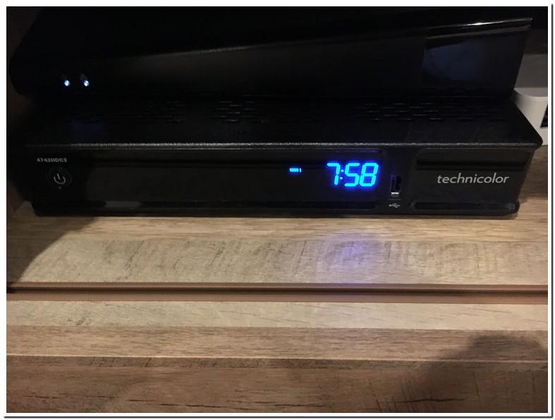 Technicolor Cable Box 4742hdc2