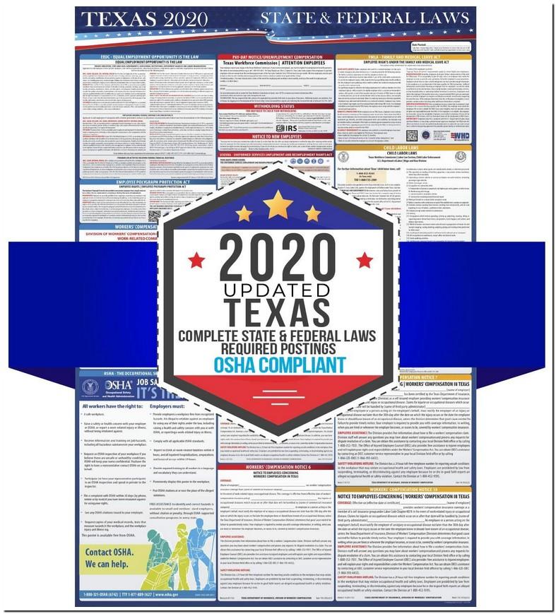 Texas Lunch Break Laws 2020