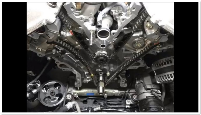 Timing Cover Reseal Toyota Tacoma