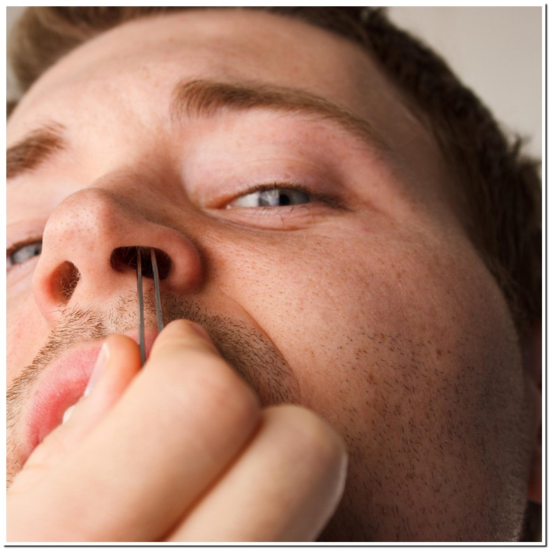 Tip Of Nose Red And Hurts To Touch